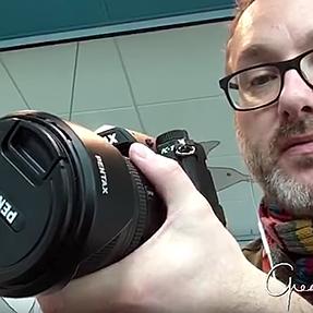 Photographer Greg McQueen loves the K1