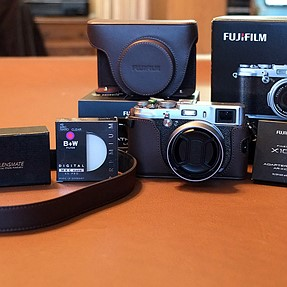 X100S perfect condition with extras Sell or Trade