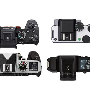 Mirrorless F mount - proof of concept