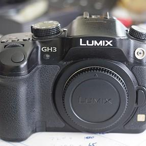 For Sale: Panasonic GH3
