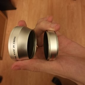 Wide-angle macro lenses without the macro?
