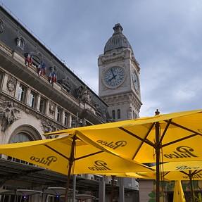 Sony A7s ii 4K Video: Gare de Lyon