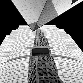 abstract buildings in Boston nr 2