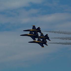 Blue Angels at my Base: NAS Oceana