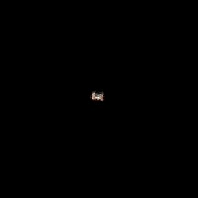 SPACE STATION BACK OVER P900