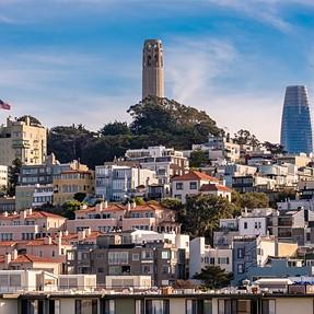 San Francisco w the Brick, 56 and 80