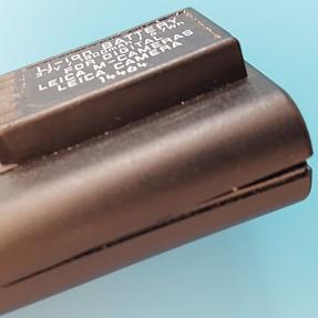 Leica M9 Battery Broken