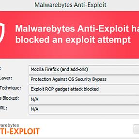 Fx58, uMatrix, MB Anti-Exploit