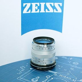 Carl Zeiss Planar T* 2/50 ZM – lens disassembly review