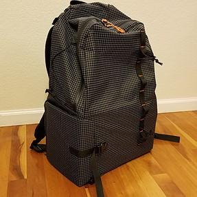 I finally got the backpack I wanted