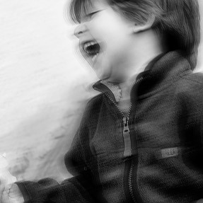 Laughter in movement