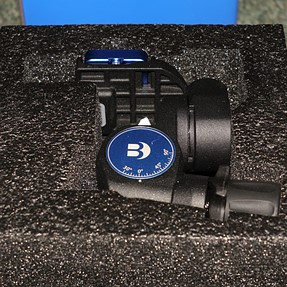 New Geared Head from Benro