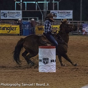 D500 and Tamron 70-200 at a rodeo: HIGH ISO!
