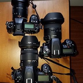 Nikon D500 vs Nikon D7500 vs Panasonic G9