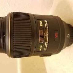 FS: Nikkor Micro 105mm f/2.8 VR