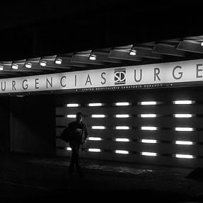Urgencias at night