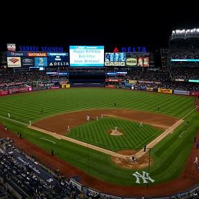 RX0 Yankee Stadium Night Game