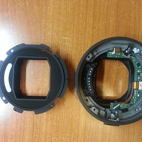 A6300+MC11+Canon EFS 55-250 STM