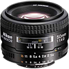 Nikon AF Nikkor 50mm f/1.4D Review