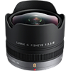 Panasonic Lumix G Fisheye 8mm F3.5 Review