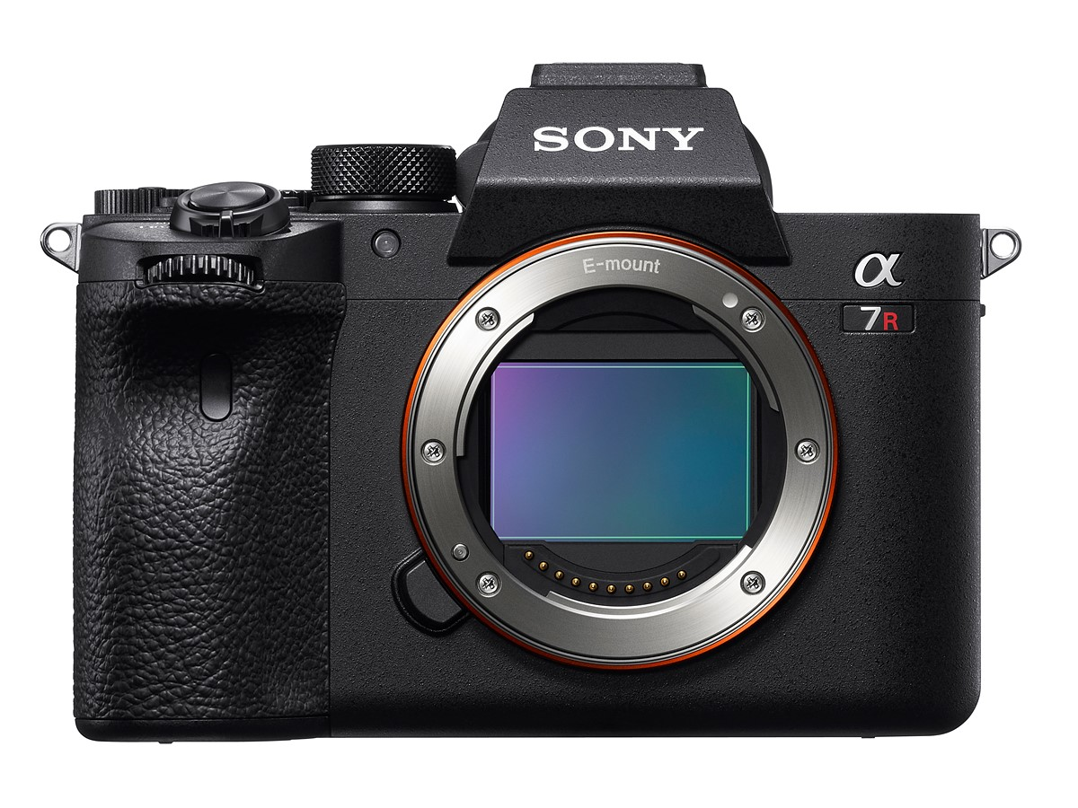 Sony Introduces High-Resolution Alpha 7R IV Camera with World's First 61.0 MP Back-illuminated Full-frame Image Sensor