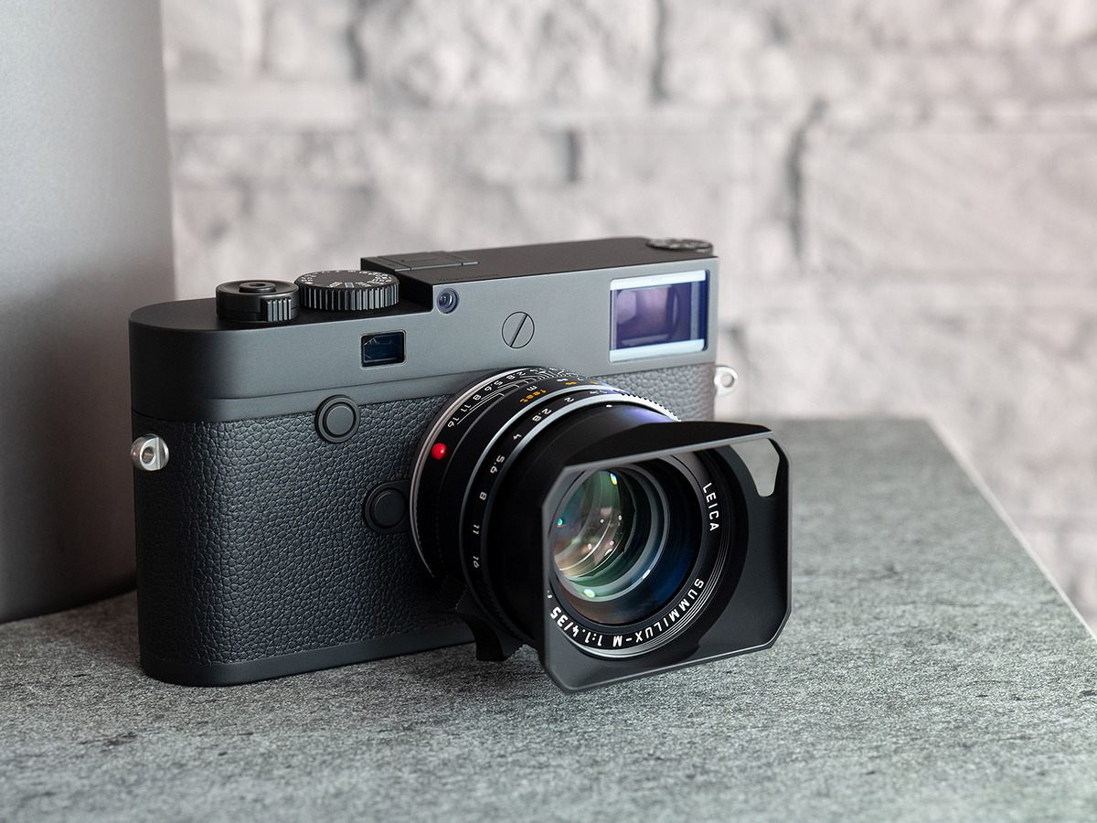 Leica Camera Advances its Dedication to the Art of Black & White Photography with the Leica M10 Monochrom