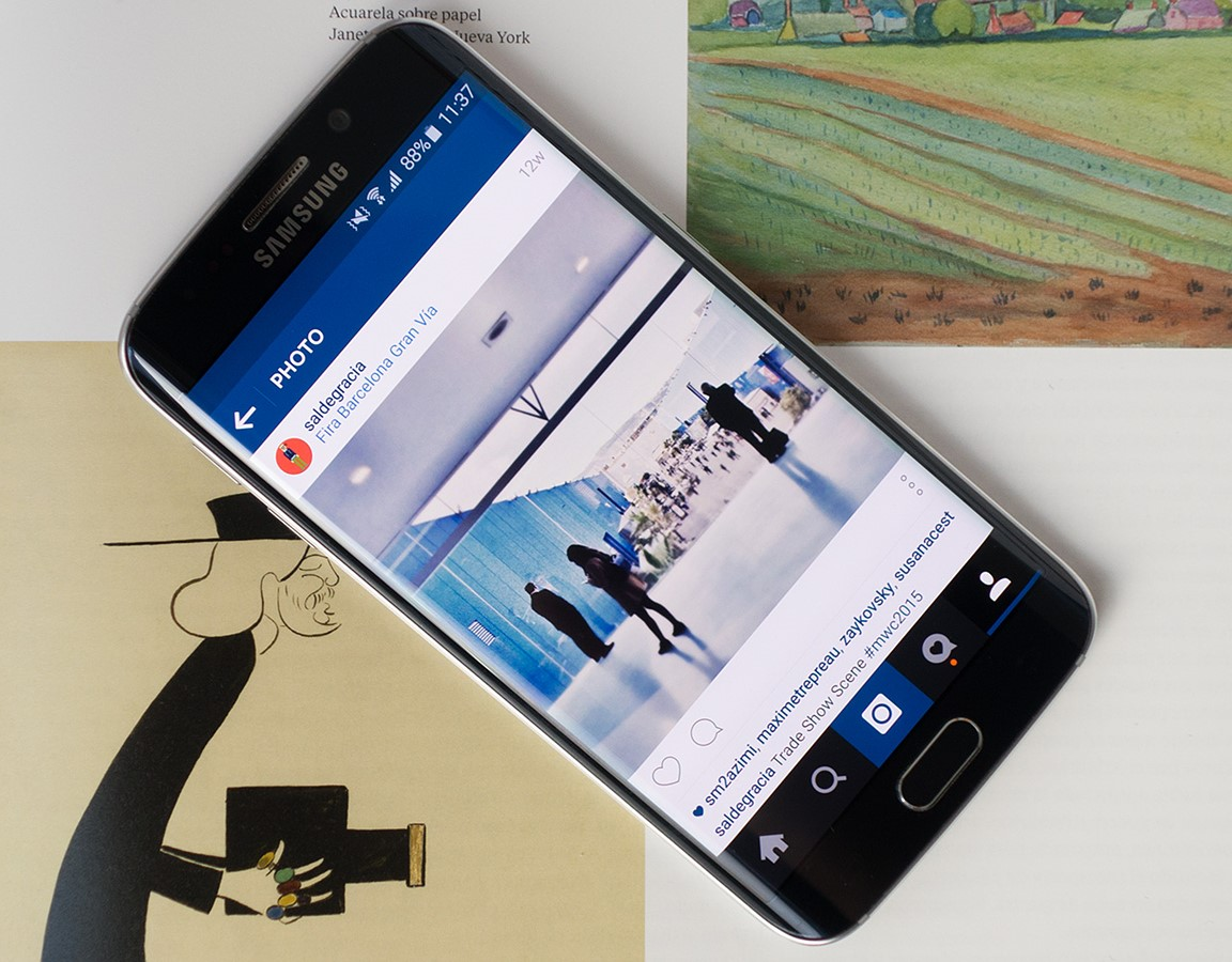 Samsung Galaxy S6 / S6 Edge camera review: Digital Photography Review