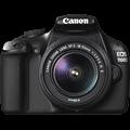 Canon EOS 1100D (EOS Rebel T3 / EOS Kiss X50)