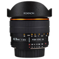 Rokinon 8mm F3.5 Aspherical Fisheye