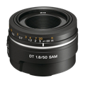 Sony DT 50mm F1.8 SAM
