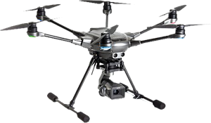 Yuneec Typhoon H3 with ION L1