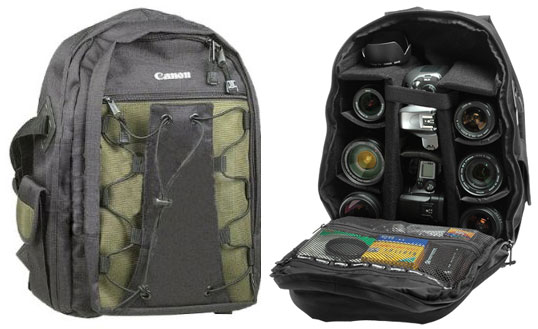 Cany anyone recommend a good carrying bag?: Canon Rebel (EOS 300D ...