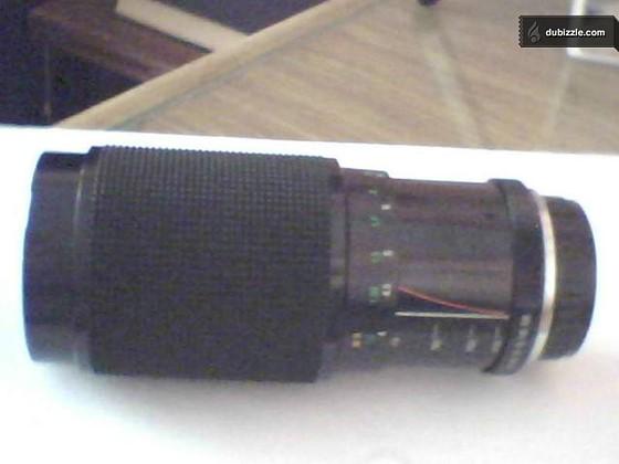 Vivitar series 1 70-210mm 3 5 , which version is it