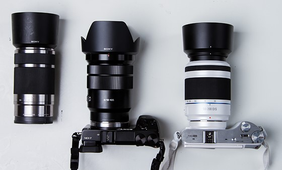 nex 6 55 210 or 18 105 sony alpha nex e mount aps c talk forum digital photography review. Black Bedroom Furniture Sets. Home Design Ideas