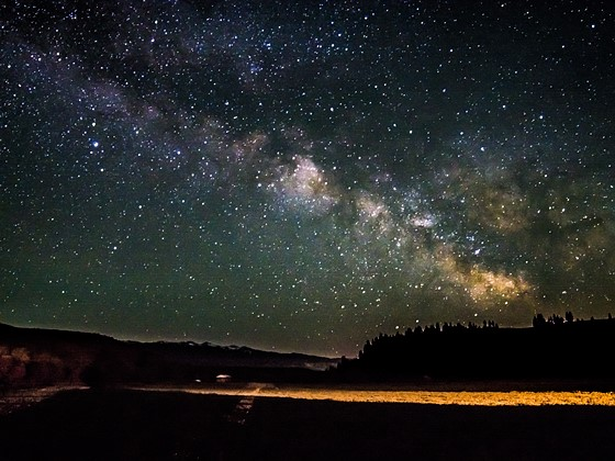 Milky Way with the OM-D E-M5: Micro Four Thirds Talk Forum: Digital