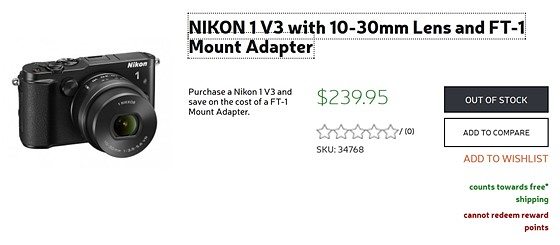Re: Buying from Roberts Camera.....: Nikon FX SLR (DF, D1-D5, D600 ...