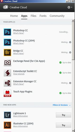 Creative Cloud Desktop App Installer is Stuck   Adobe ...