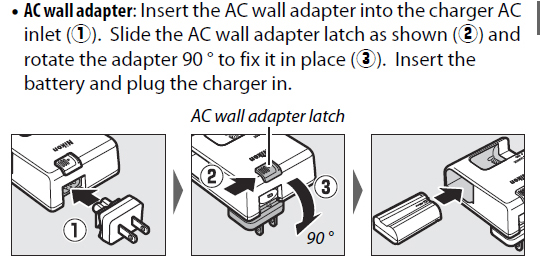 Is the wall adapter available to buy nikon fx slr df d1 d5 d600 is the wall adapter available to buy ccuart Images