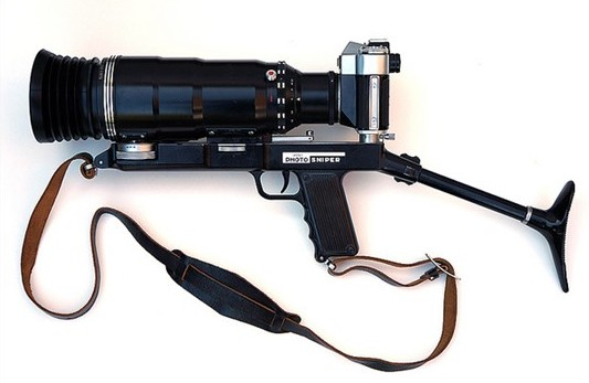 Re: Pistol-grip camcorders and future of camcorders ...