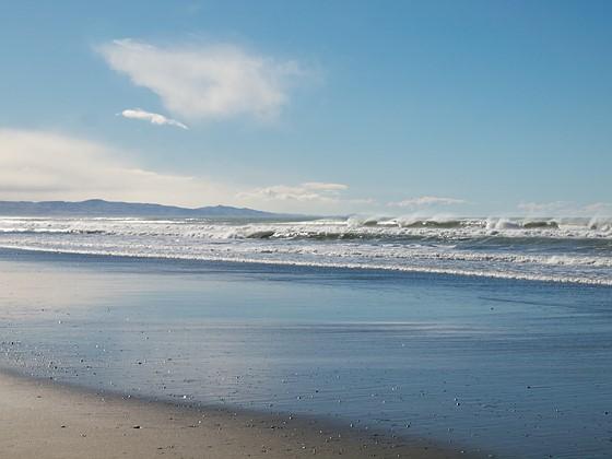 Waikuku beach north of Christchurch: Olympus SLR Talk ... Wailuku Beach