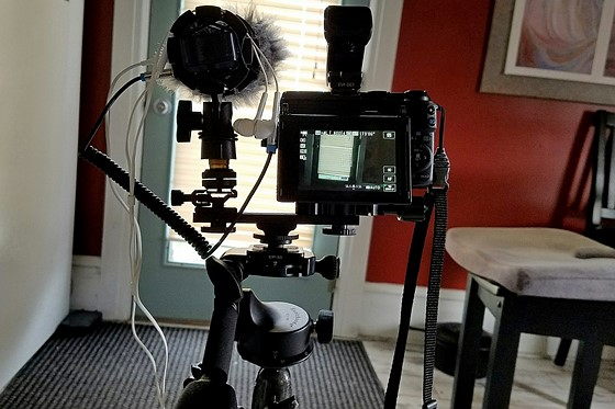 My M3 setup for video in S  America: Canon EOS M Talk Forum