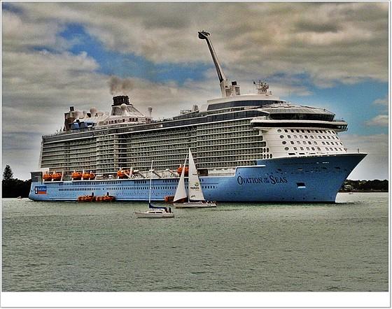 Cruise Ship Panasonic Compact Camera Talk Forum Digital