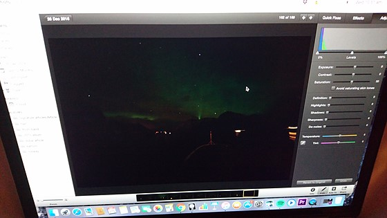 Photos perfect in viewfinder, but too dark once on computer