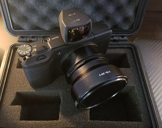 GW-3 Wide Angle lens for GR II: Ricoh Talk Forum: Digital