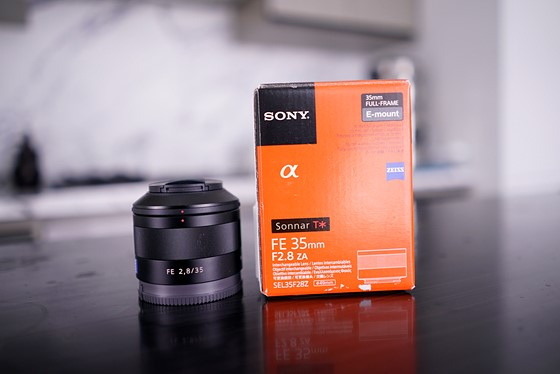 Sony FE Zeiss 35 f2 8 lens: For Sale and Wanted Forum