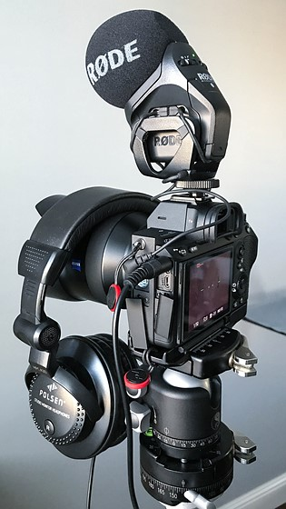 A7RIII audio monitoring: Sony Alpha Full Frame E-mount Talk