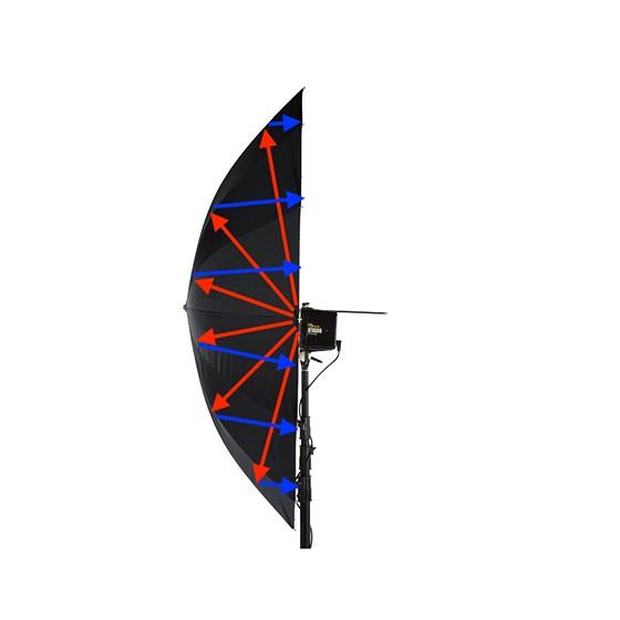 Parabolic Umbrella Vs Softbox: Deep Parabolic Vs Softbox With Grid: Studio And Lighting