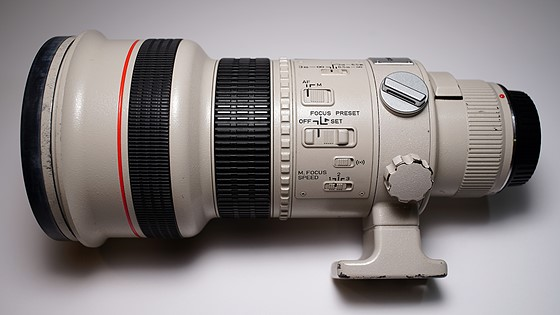 Canon Ef 300mm F2 8 Non Is With Original Hard Case For Sale And Wanted Forum Digital Photography Review