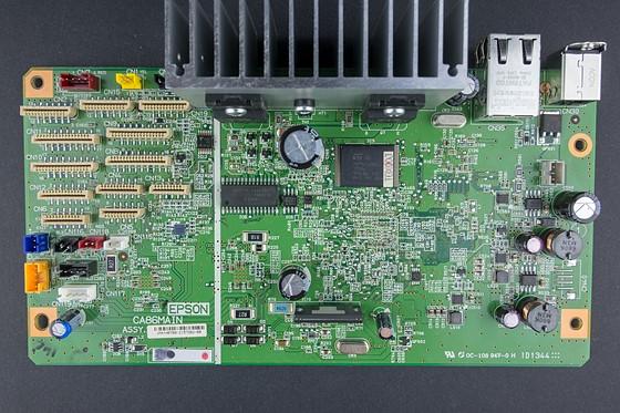 Epson R3000 clogged: Printers and Printing Forum: Digital