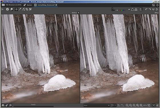 New demosaicing method in Rawtherapee: Fujifilm X System